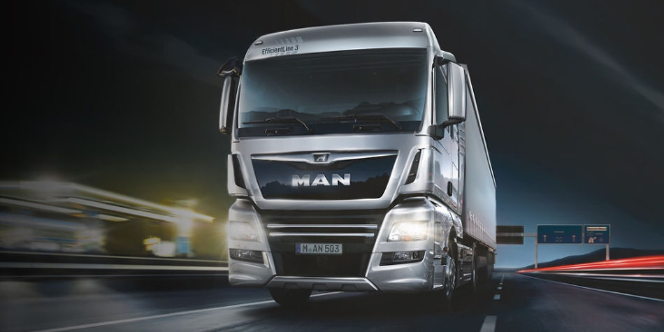 The Robust MAN TGX | Truck & Trailer