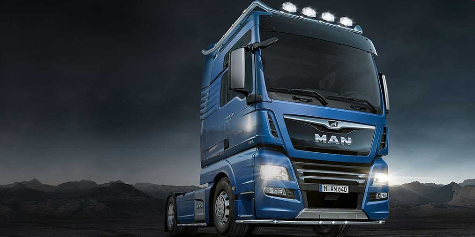 Make the smart business choice, invest in the MAN TGX | Truck