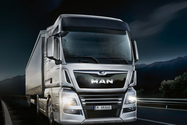 Make the smart business choice, invest in the MAN TGX