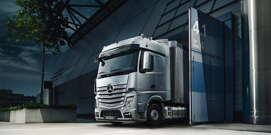 Mercedes-Benz's New Actros | Trucks For Sale On Truck & Trailer