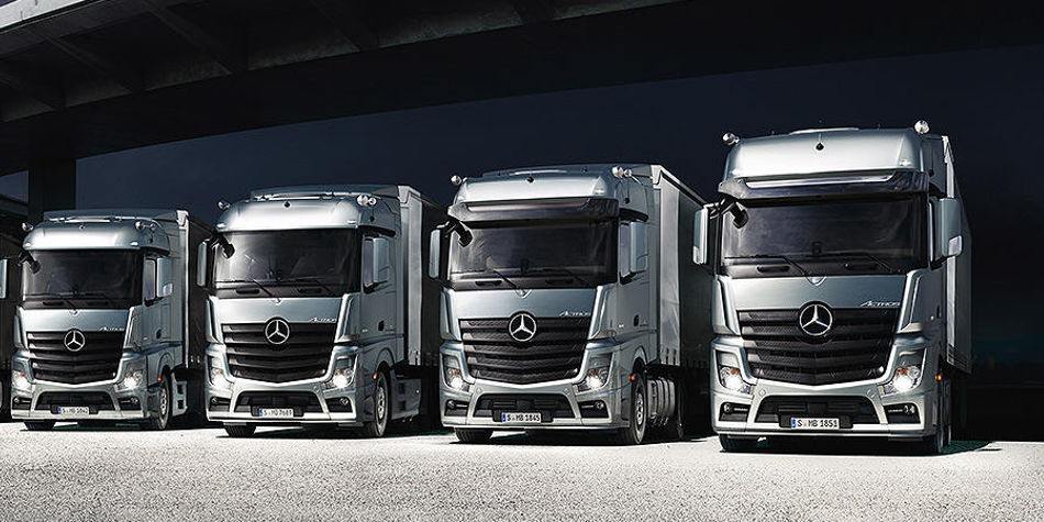 Mercedes-Benz Trucks | New Actros | Trucks For Sale On Truck & Trailer