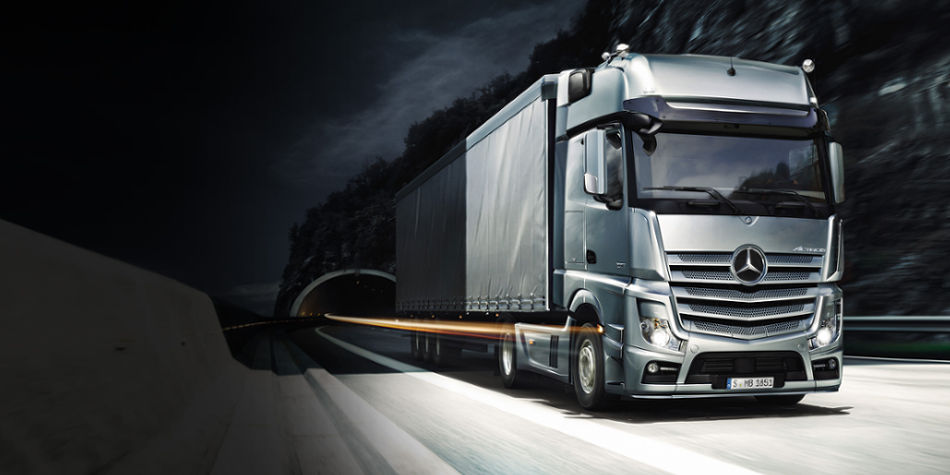 The New Actros | Mercedes-Benz | Trucks For Sale On Truck & Trailer