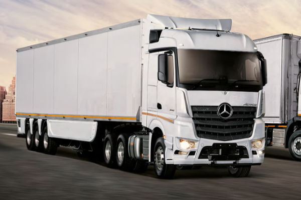 Mercedes-Benz is setting high standards with the new Actros
