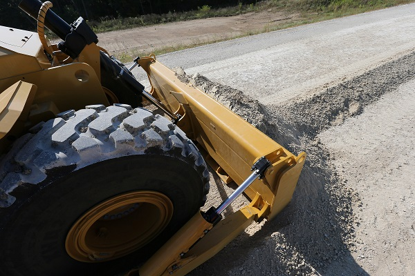CAT 814K, Wheel Dozer