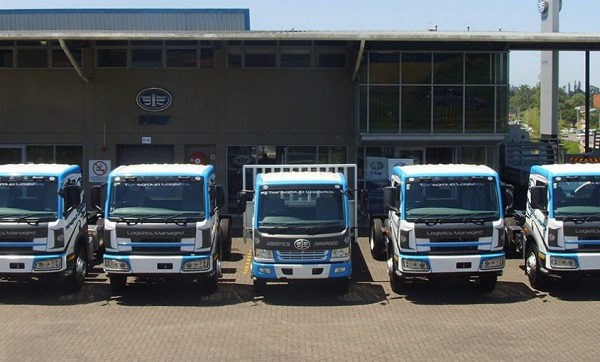 FAW, Commercial vehicles
