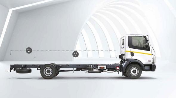 Trucks for sale, TATA Ultra 814