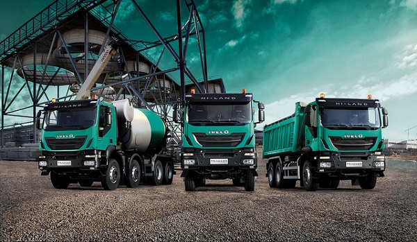The Iveco Trakker SR always delivers! | Truck & Trailer Blog