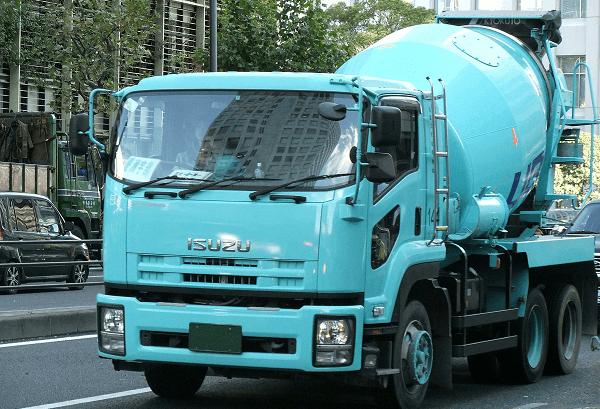 Cement mixer truck | Truck & Trailer