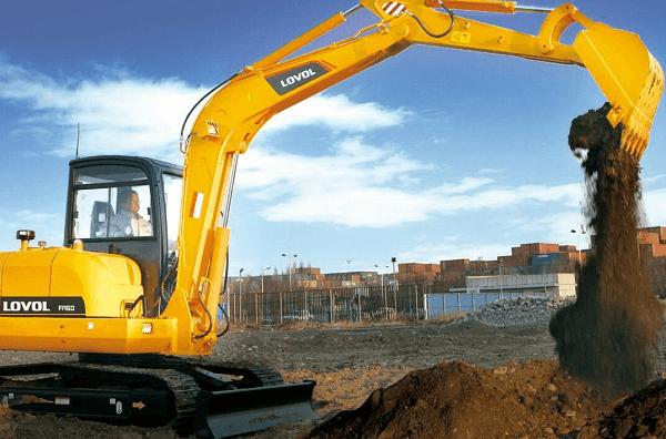 FR 60E Excavators | Truck & Trailer