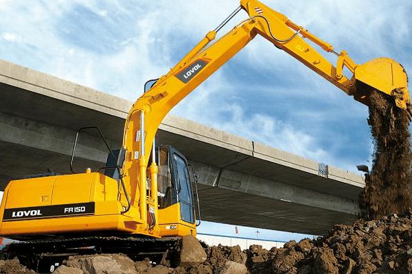 FR150D Excavators | Truck & Trailer