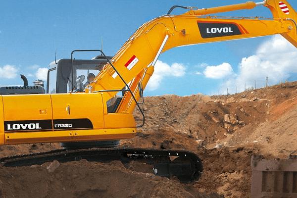 FR220D Excavators | Truck & Trailer