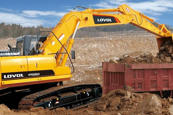 FR260D Excavators | Truck & Trailer