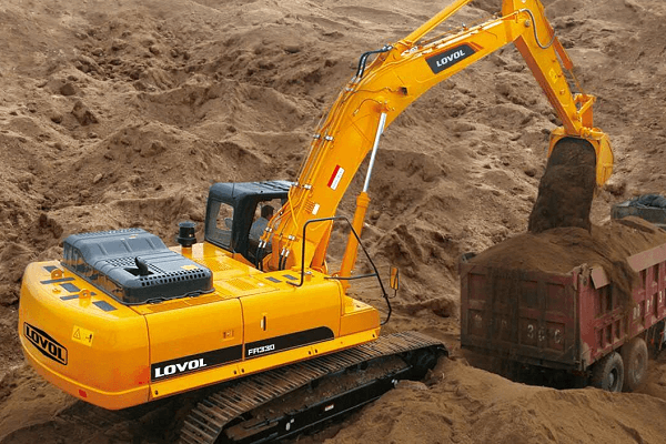 Meet Lovol's range of quality excavators | Truck & Trailer
