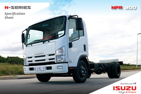Izuzu NPR 300 specifications | Truck & Trailer
