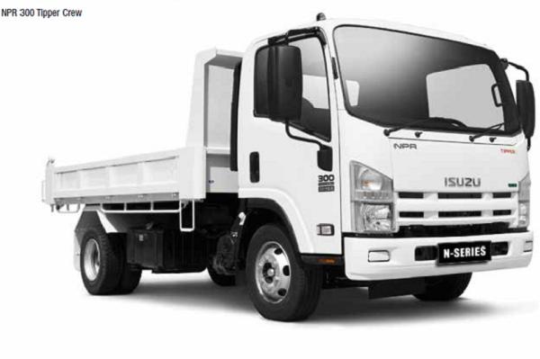 Isuzu NPR 300 Truck | Truck & Trailer