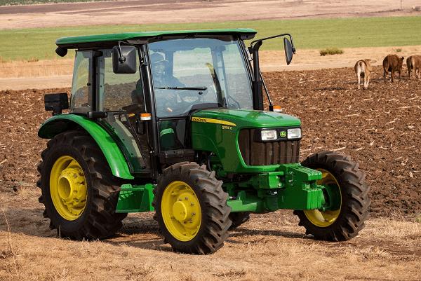 5055E series tractor | Truck & Trailer