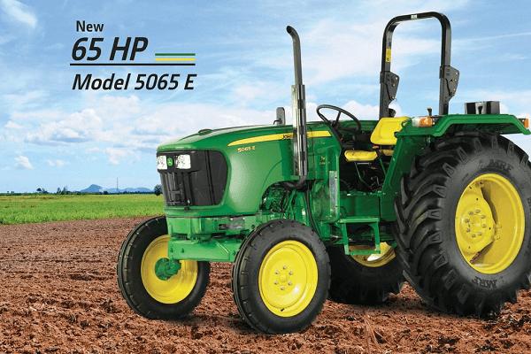 5065 E series tractor, | Truck & Trailer