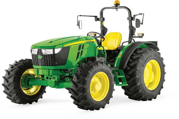 5075E series tractor | Truck & Trailer