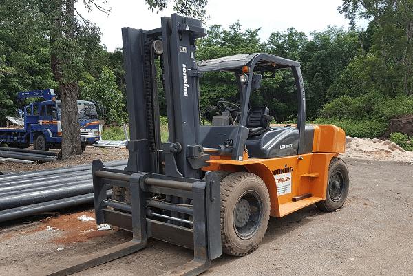 Diesel forklifts | Truck & Trailer