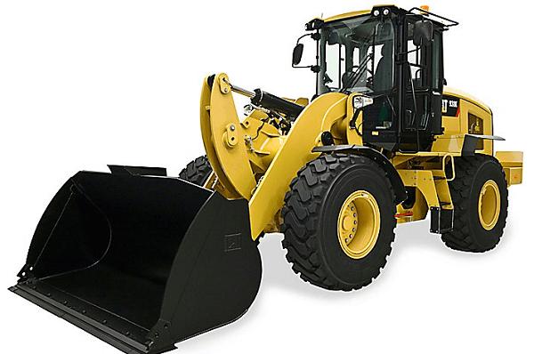 Wheel construction loader | Truck & Trailer