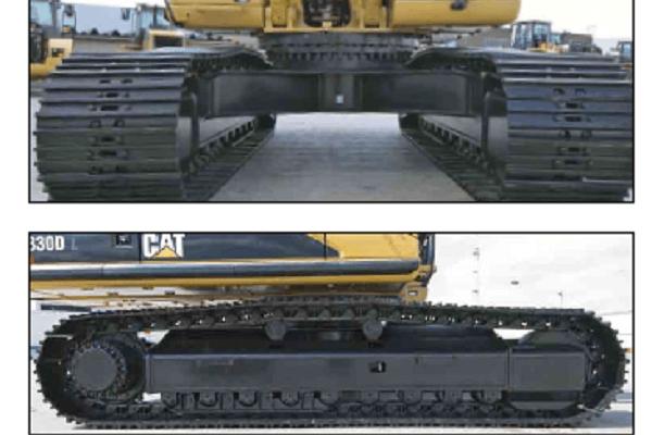 Caterpillar 330D performance | Truck & Trailer