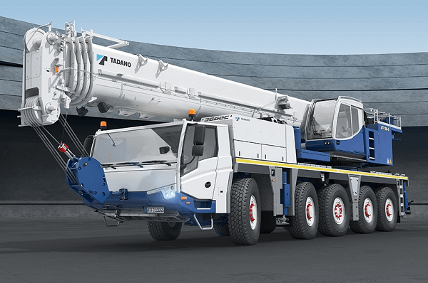 Mobile construction crane | Truck & Trailer