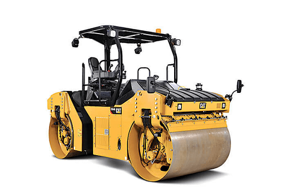 Vibratory construction roller | Truck & Trailer