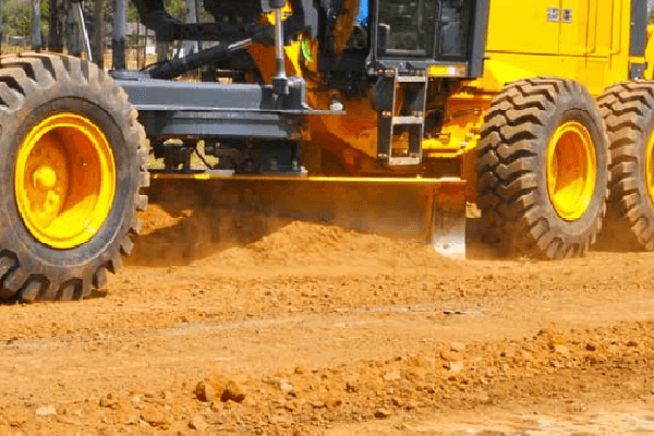 Motor grader maintenance for blades | Truck & Trailer