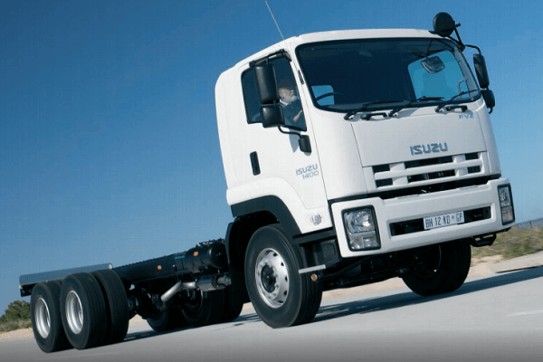 The Isuzu FVZ 1400 | Truck & Trailer