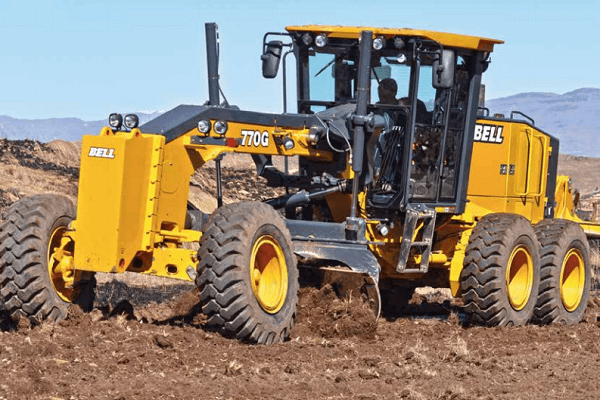 Motor grader maintenance tips | GotProperty