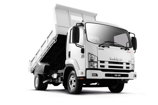 Why the Isuzu F Series heavy commercial trucks are superior