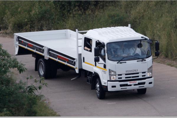 Isuzu F series trucks | Truck & Trailer