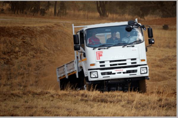 Isuzu F series truck range | Truck & Trailer