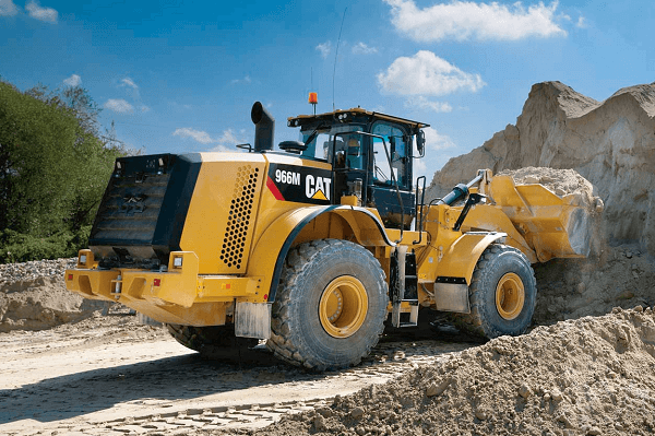 Wheel loader maintenance | Truck & Trailer