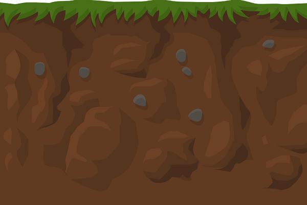 Topsoil excavation