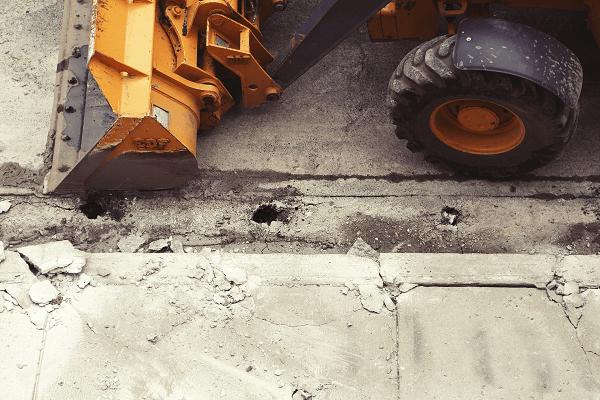 Excavation types | Truck & Trailer