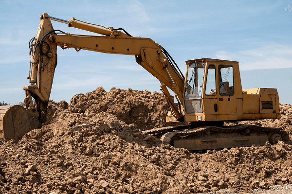 Soil Excavation | Truck & Trailer