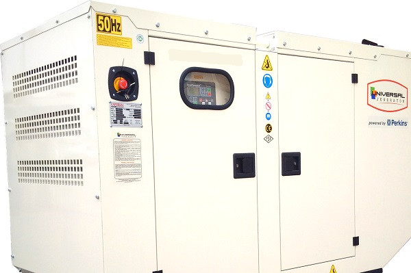 Industrial generator for sale | Truck & Trailer