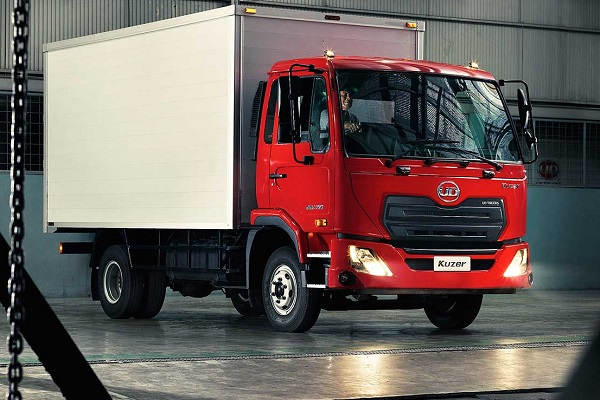 The flexible UD Kuzer truck to match your delivery needs | Truck & Trailer