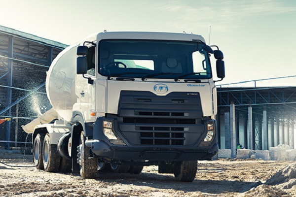 UD trucks for construction work | Truck & Trailer
