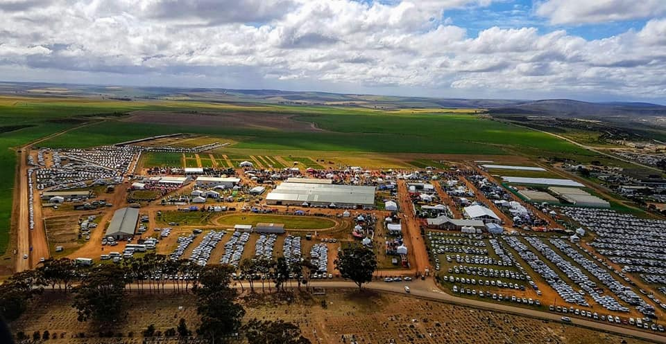 Truck & Trailer was at Nampo Cape 2019