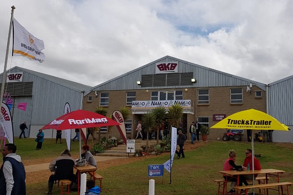 Nampo Cape 2019 | Truck & Trailer