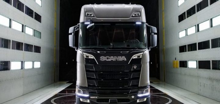 The new Scania S-Series | Truck & Trailer