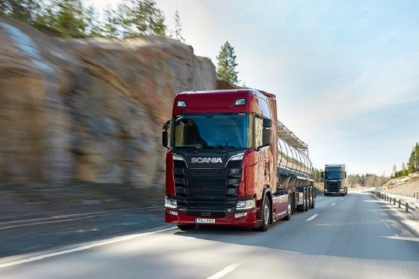 Scania s series exterior | Truck & Trailer