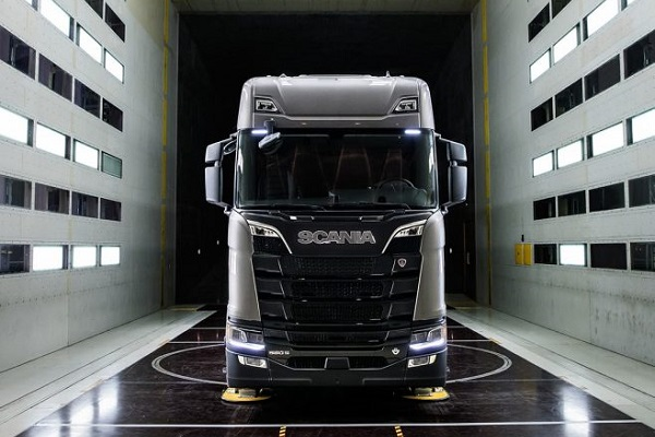 Get the new Scania S-Series for optimal performance