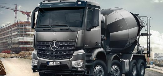 Mercedes benz arocs | Truck & Trailer