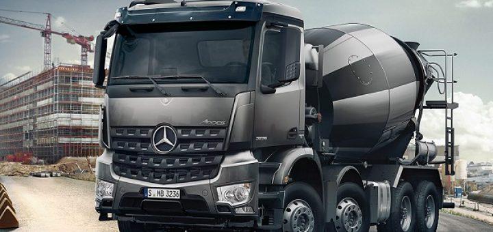 Mercedes benz arocs   Truck & Trailer