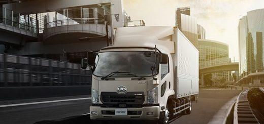 UD Condor | Truck & Trailer