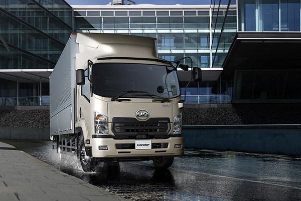 UD Condor models | Truck & Trailer