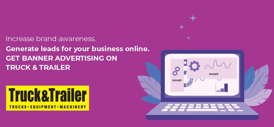 Generate Leads With Banner Advertising On Truck & Trailer